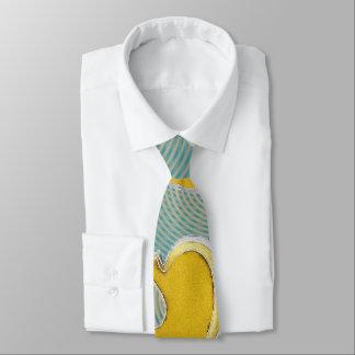 Cravate Art unique d'aquarelle de gastroentérologue