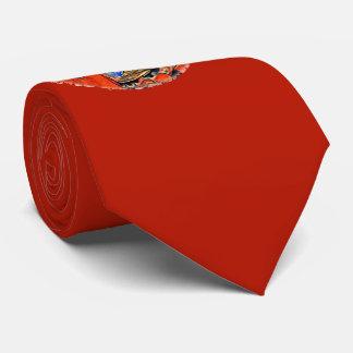 Cravate aztèque de Natif américain de danseur