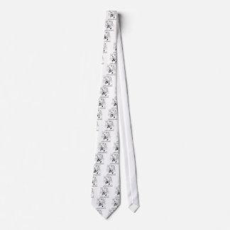 Cravate Bande dessinée 6198 de laboratoire