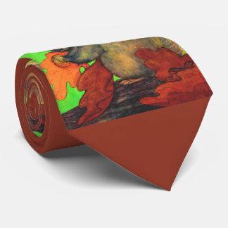 Cravate belle copie d'écureuil