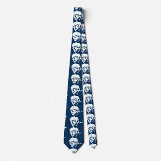 Cravate Bleu Démocrate de ponceuses de Bernie