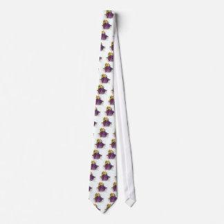 Cravate Bonjour ressort