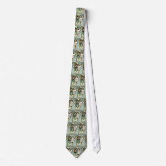Cravate Calendrier vintage d'avènement