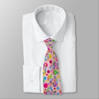 Cravate Caractères gras