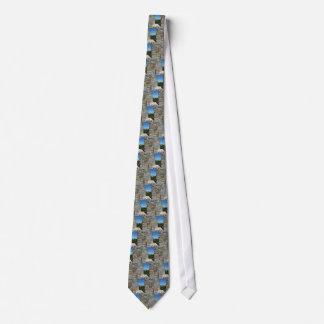 Cravate Carte de voeux du château de St George (Lisbonne,