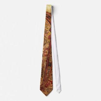 Cravate celtique trois de conception