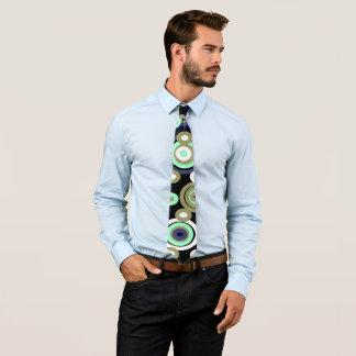 Cravate Cercles