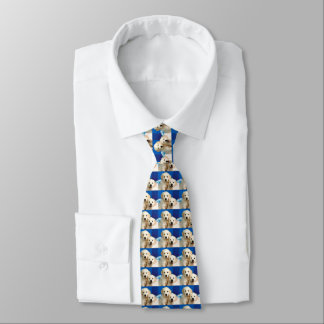 Cravate Chiots de Labrador