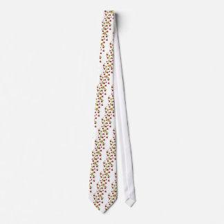 Cravate Coccinelles