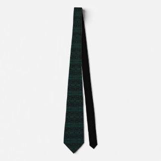 Cravate conception noire d'arrière - plan