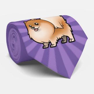 Cravate Concevez votre propre animal familier