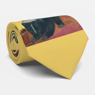 Cravate copie de mouffette