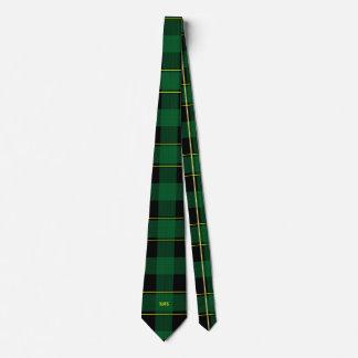 Cravate Copie de plaid de fille d'école