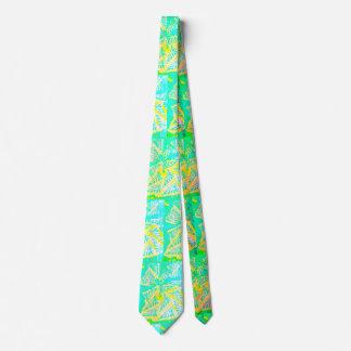 Cravate Coupure de ressort