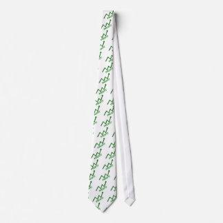 Cravate Courbe de bénéfice
