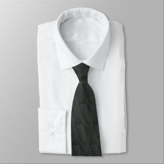 Cravate Cuir noir