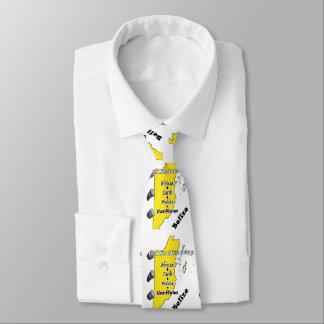 Cravate culturelle de Garifuna