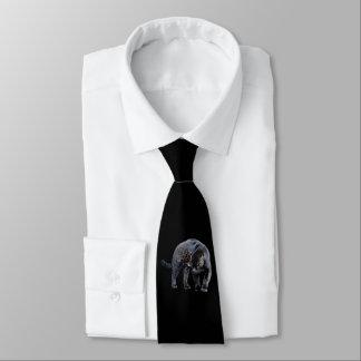 Cravate d'affaires de Jaguar Diablo (2-sided)