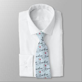 Cravate de coeur de Londres, Angleterre