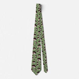 Cravate de hérissons