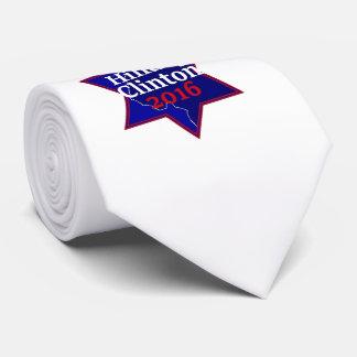 Cravate de Hillary 2016