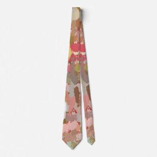 Cravate de l'éclaboussure 5050 de peinture de