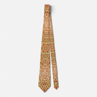 Cravate de motif de cailloux