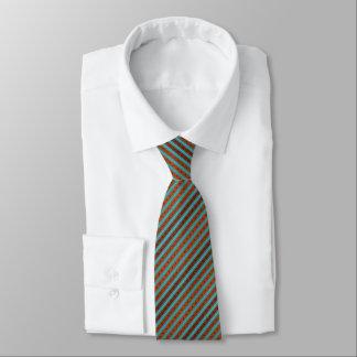 Cravate de motif de sud-ouest