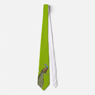 Cravate de paon pour des mariages et des occasions
