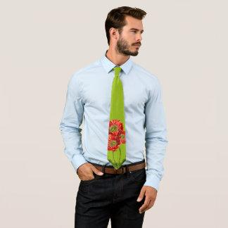 Cravate de pavot pour des mariages et des