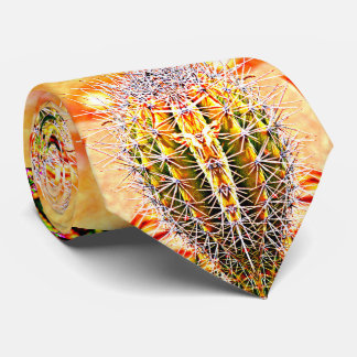 """Cravate de """"poussée du cactus"""" des hommes"""