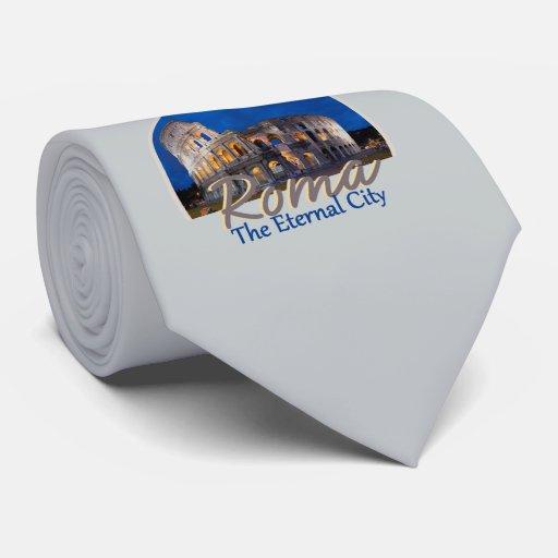 Cravate de ROME Italie