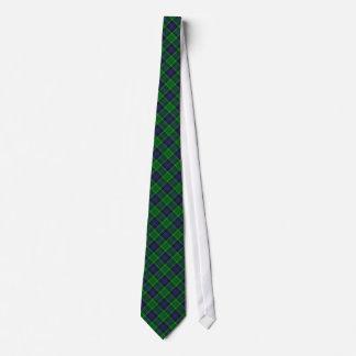 Cravate de tartan d'Abercrombie