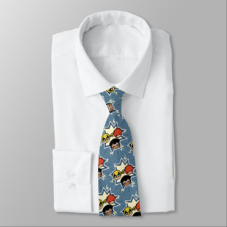 Cravate Défenseurs de Kawaii