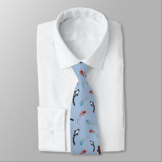 Cravate d'étang de Koi