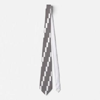Cravate Diamants rouges 1