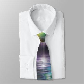 Cravate d'imaginaire d'espace lointain
