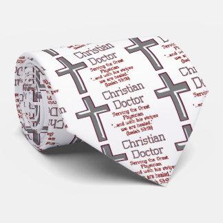 Cravate Docteur chrétien