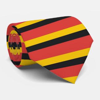 Cravate Drapeau de l'Allemagne ou du Deutschland