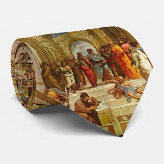 Cravate École d'Athènes par Raphael