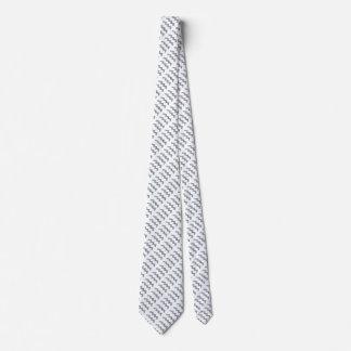 Cravate Élément de symbole de zodiaque de Verseau