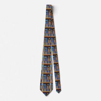 Cravate Étagères à livres de geeks scolaire de lecture de