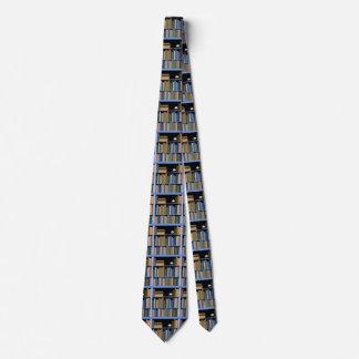 Cravate Étagères à livres de l'enseignement de professeurs