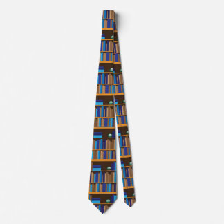 Cravate Étagères à livres d'universitaire de livres