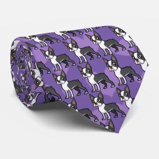 Cravate Faites votre propre animal familier de bande