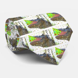 Cravate Fêtard de dinosaure