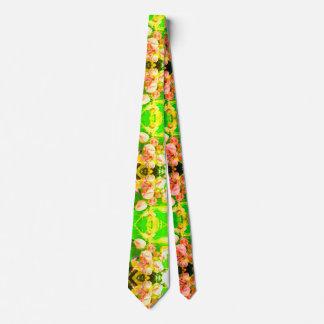 Cravate Fleur de couronne