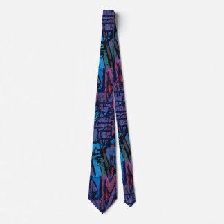 Cravate Foi de graffiti