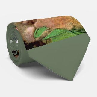 Cravate fumeuse de dame des années 1930