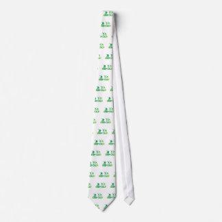 Cravate Gardez le calme